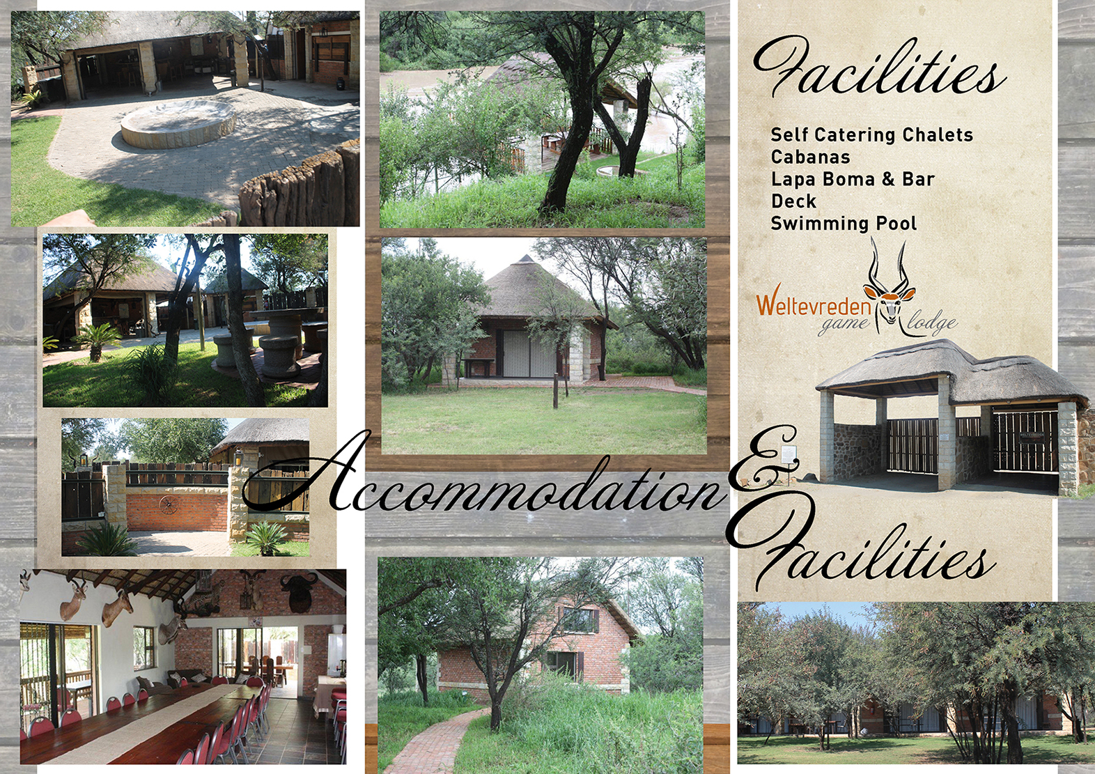 Weltevreden Luxury Accommodation