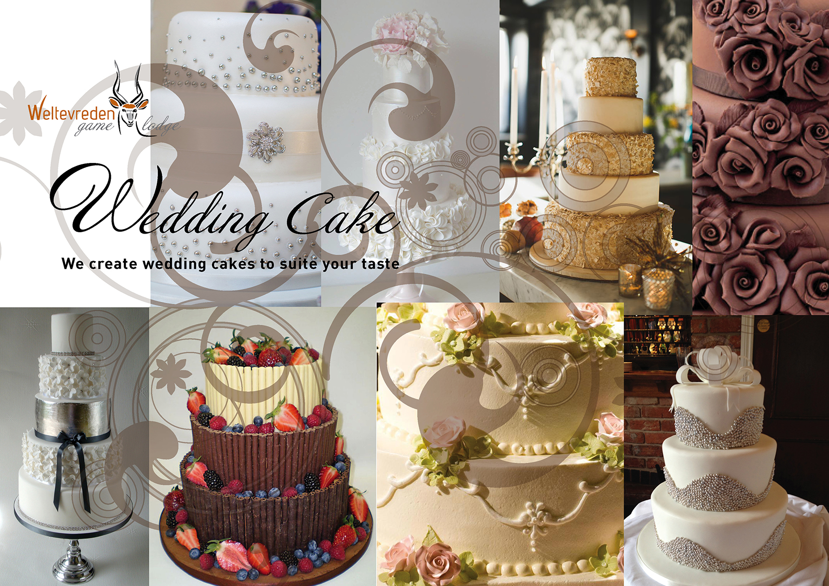 Weltevreden Wedding Cakes